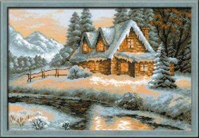 1080 Зимний пейзаж (Сотвори Сама, Сотвори Сама) 1569 сербский пейзаж сотвори сама сотвори сама