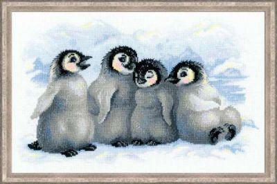 1323 Забавные пингвины (Сотвори Сама, Сотвори Сама)