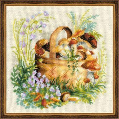 1363 Грибное лукошко (Сотвори Сама, Сотвори Сама) цхай и грибное лукошко isbn 9785990959958
