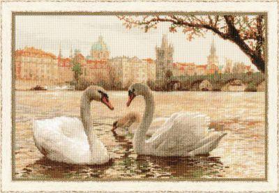 1364 Лебеди. Прага (Сотвори Сама, Сотвори Сама) екатерина слинкина создатели сотвори меня снова
