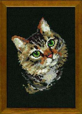 766 Серая кошка (Сотвори Сама, Сотвори Сама)