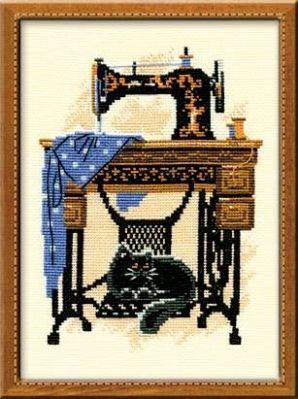 857 Швейная машинка (Сотвори Сама, Сотвори Сама)
