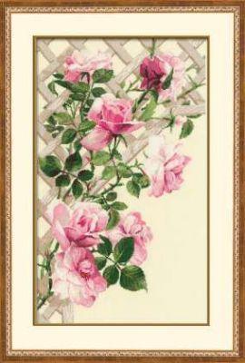 898 Розовые розы (Сотвори Сама, Сотвори Сама)