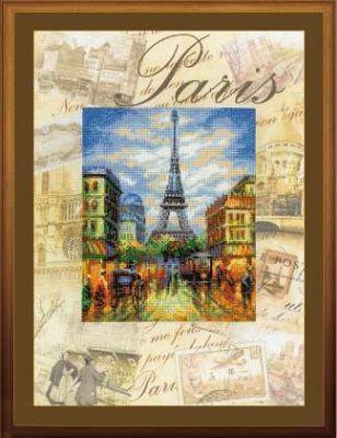РТ0018 Города мира. Париж (Сотвори Сама, Сотвори Сама) екатерина слинкина создатели сотвори меня снова