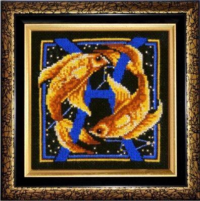 З16 Знаки зодиака. Рыбы (Сделай своими руками, Сделай своими руками)