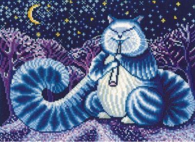Л07 Лунный кот (Сделай своими руками, Сделай своими руками)