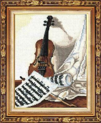 М22 Мелодия для скрипки (Сделай своими руками, Сделай своими руками)