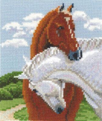 П27 Пара лошадей (Сделай своими руками, Сделай своими руками)
