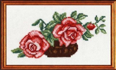 Р06 Розы (Сделай своими руками, Сделай своими руками)
