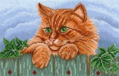 Р08 Рыжий кот (Сделай своими руками, Сделай своими руками)