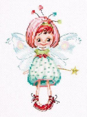 8004 Исполню Ваши мечты (Чудесная игла, Чудесная игла) набор для вышивания крестом мелодия любви чудесная игла 40 63