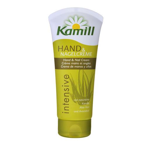Крем для рук и ногтей Intensiv 100 мл (Kamill, Для рук) крем для рук для очень сухой кожи интенсивный уход garnier 100 мл