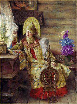 Принт для вышивки бисером 38 (Вышиваем бисером, Вышиваем бисером) спадони дж украшаем мелким бисером