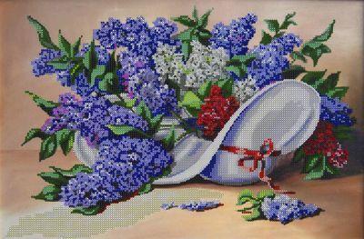Принт для вышивки бисером 61 (Вышиваем бисером, Вышиваем бисером) спадони дж украшаем мелким бисером