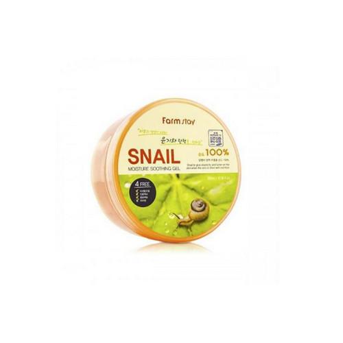 Купить Farmstay Многофункциональный смягчающий гель с экстрактом улитки 300 мл (Farmstay, Для тела), Южная Корея