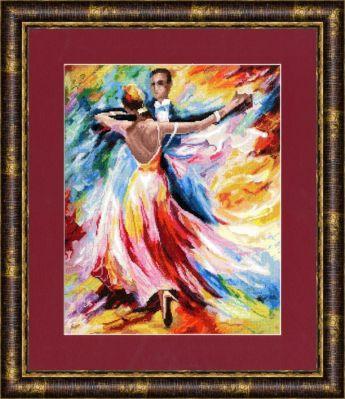 ЧМ021 Танец любви. Чудесное мгновение (Золотое Руно, Золотое Руно)