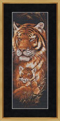 НС001 Тигрица. Ночная саванна (Золотое Руно, Золотое Руно) цены