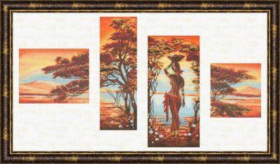 АИ013 Оранжевая река. Африканские истории (Золотое Руно, Золотое Руно)