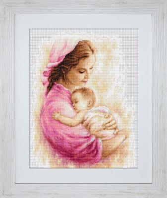 G536 Мать и дитя (LucaS) (LucaS, LucaS)