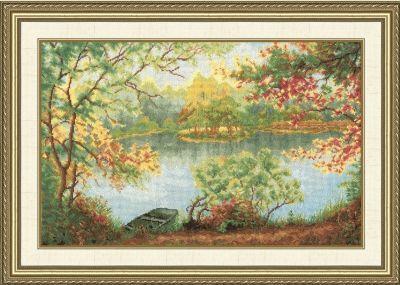 ЛП041 Золотой сентябрь. Лирический пейзаж (Золотое Руно, Золотое Руно) лп033 лесной страж лирический пейзаж золотое руно золотое руно