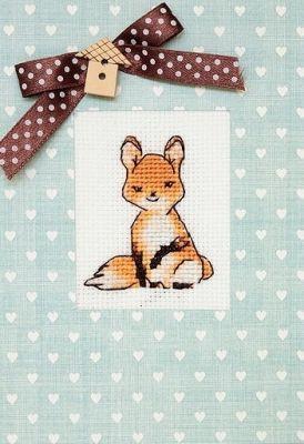 (S)P36 Набор для изготовления открытки (LucaS) (, )
