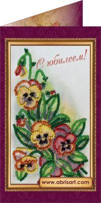 АО097 Набороткрытка С Юбилеем2 (АбрисАрт, АбрисАрт) сумка picard 2162 113 001 schwarz