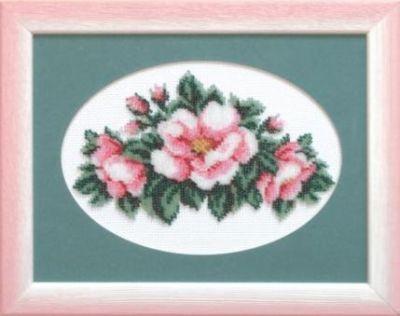 цена на Б036 Чайные розы чм (Чарiвна Мить, Чарiвна Мить)