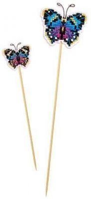 1554АС Украшение для цветов Бабочка (Сотвори Сама, Сотвори Сама) екатерина слинкина создатели сотвори меня снова