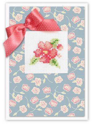(S)P43 Набор для изготовления открытки (LucaS) (, )