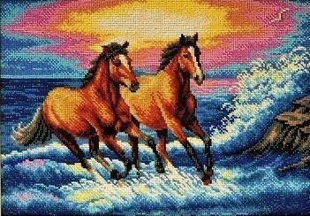 B263 Брызги моря (Кроше, Кроше) b276 двое париж кроше кроше