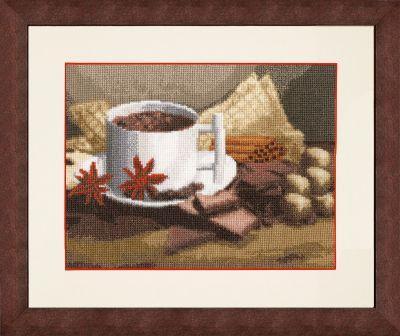 СЖ041 Горячий шоколад. Свет жизни (Золотое Руно, Золотое Руно) цены