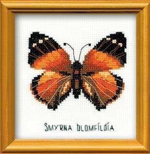НВ094 Бабочка Нимфалида (Сотвори Сама, Сотвори Сама) 1586 волшебное перо сотвори сама сотвори сама