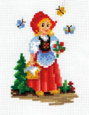 К16 Красная шапочка (Сделай своими руками, Сделай своими руками)