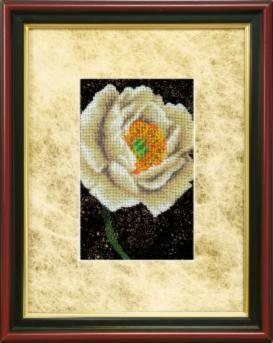 БЮ508 Пион чм (Чарiвна Мить, Чарiвна Мить) канва с рисунком для вышивания бисером hobby