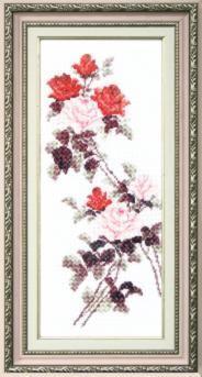 цена на ВТ053 Этюд с красными розами чм (Чарiвна Мить, Чарiвна Мить)