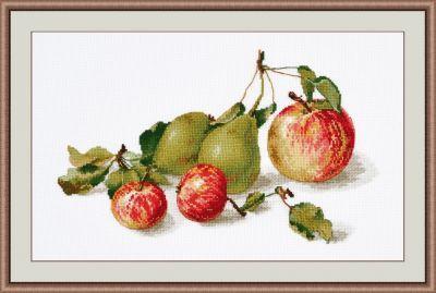 924 Родной урожай (Овен) (Овен, Овен) набор для вышивания крестом зайчата овен 694