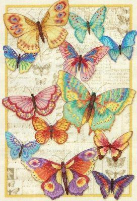 3533870DMS Красота бабочек (Dimensions, Dimensions)