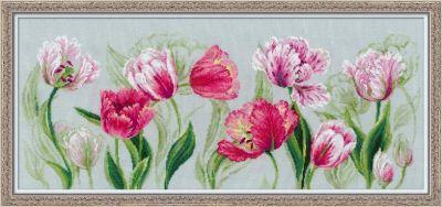 100052 Весенние тюльпаны (Сотвори Сама, Сотвори Сама) 1586 волшебное перо сотвори сама сотвори сама