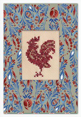 (S)P50 Набор для изготовления открытки (LucaS) (, )