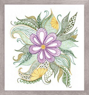 1588 Прекрасный цветок (Сотвори Сама, Сотвори Сама) в191 яйцо лужицкие мотивы сотвори сама сотвори сама