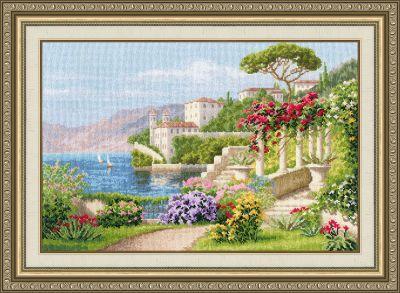 ДЛ034 Цветущая Италия (Золотое Руно, Золотое Руно)
