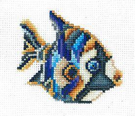 С34 Статуэтки.Рыбка (Сделай своими руками, Сделай своими руками)