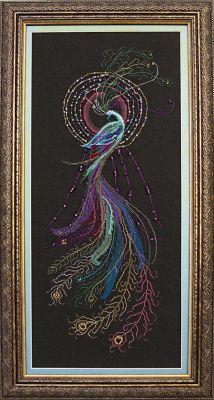 М239 Жарптица чм (Чарiвна Мить, Чарiвна Мить) набор д творчества preciosa бисер 5гр непрозрачный светлый сапфирово голубой радужный 34020