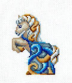 С37 Статуэтки.Лошадь (Сделай своими руками, Сделай своими руками)