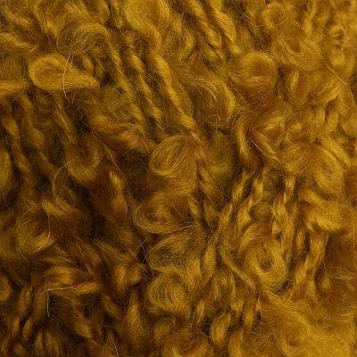 Буклированная Цвет.447 Горчица (Пехорка, Пехорка) горчица цв 447