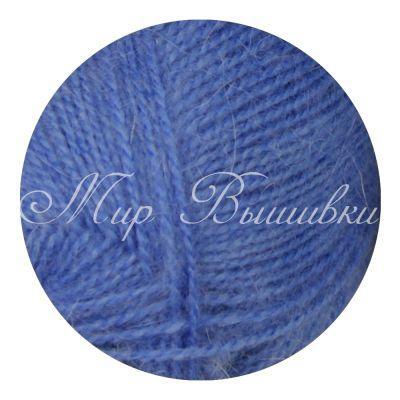Великолепная Цвет.520 Голубая пролеска (Пехорка, Пехорка) кружевная цвет 222 голубая бирюза пехорка пехорка