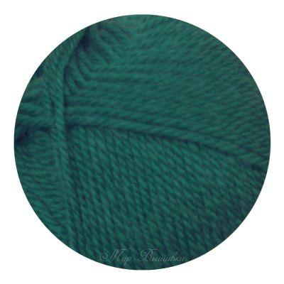 Мериносовая Цвет.223 Св. бирюза (Пехорка, Пехорка) пряжа для вязания пехорка вискоза натуральная цвет камелия 125 400 м 100 г 5 шт