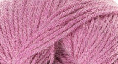 Перуанская альпака Цвет.885 Брусничный меланж (Пехорка, Пехорка)