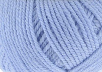 Мериносовая Цвет.177Голубое небо (Пехорка, Пехорка) пряжа для вязания пехорка вискоза натуральная цвет камелия 125 400 м 100 г 5 шт