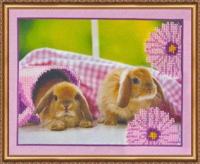 АВ050 Кролики 2 (АбрисАрт, АбрисАрт) сплиттер сетевой ivue p p